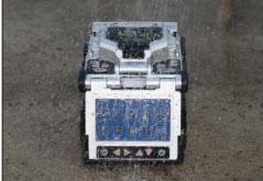 máy hàn cáp quang hàn quốc pin lâu
